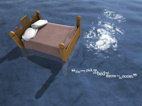 ocean bed 1024x768 bed in ocean desktop pc and mac wallpaper