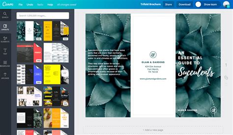 canva software 5 best tools for brochure design to use on windows pcs