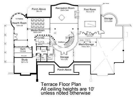 parking garage floor plans parking garage floor plans 171 unique house plans