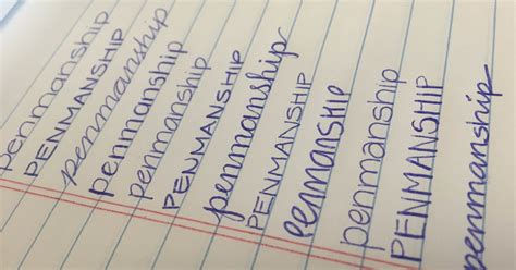 R Tunix Printing World 25 sles of penmanship that are totally on point huffpost