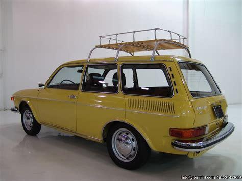 old volkswagen station wagon 1973 volkswagen 412 station wagon daniel schmitt company