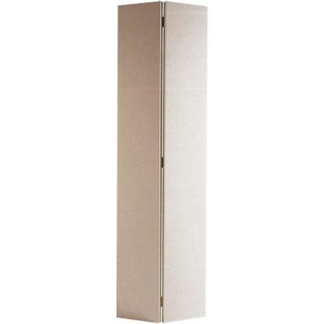 Home Depot Interior Doors Sizes Masonite 36 In X 80 In Smooth Flush Hardboard Hollow Primed Composite Interior Closet Bi