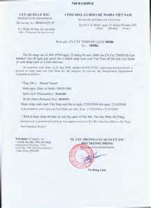 How To Get Vietnam Visa By Immigration Approval Letter Via