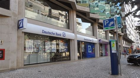 deutsche bank portugal deutsche bank columbano lisboa bancos de portugal