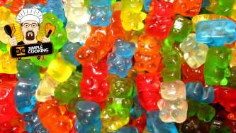 how to make gummy bears youtube