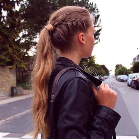ponytail hairstyles back to school beautiful collections back to school hairstyles for long