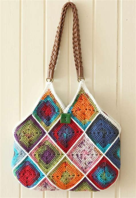 free tote bag pattern pinterest free pattern and diagram crochet bags and purses