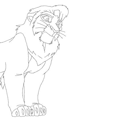 lion king kovu and kiara coloring pages the gallery for gt kiara and kovu coloring pages