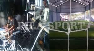 Jaring Pengaman Voly Futsal Laris distributor futsal service bergaransi