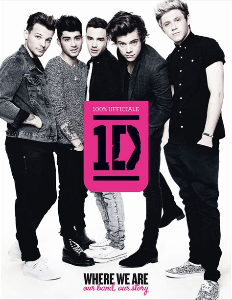 1d quot where we are our band our story quot il nuovo libro dal 29 agosto team world