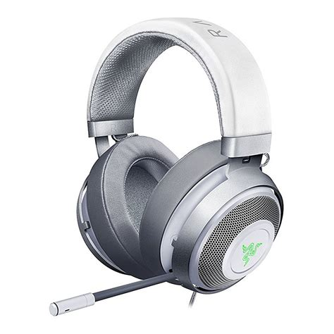 Razer Kraken 7 1 Chroma razer kraken 7 1 chroma v2 usb gaming headset mercury white