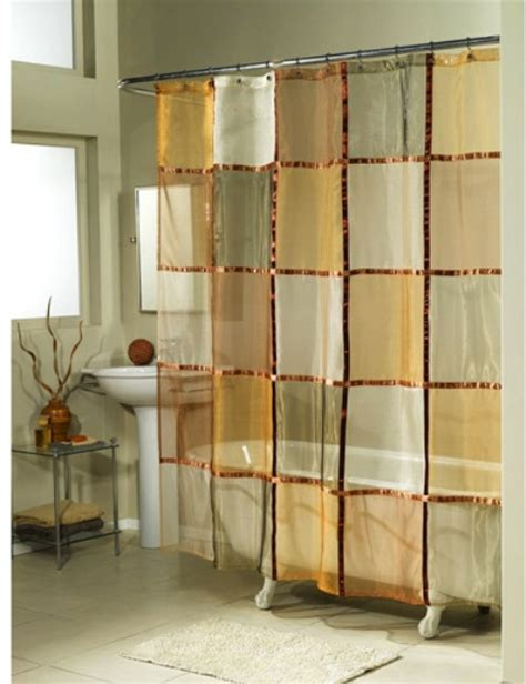 designer shower curtain designer shower curtains 7 most stylish hometone