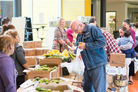 Sibley County Food Shelf by Food Distribution Feeding America West Michigan