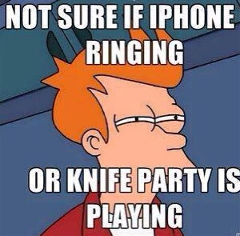 knife party rave meme edm pinterest
