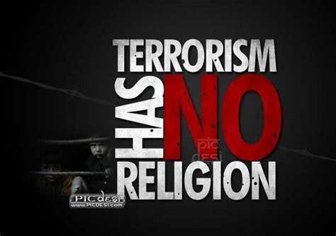 Hoodie Terroris Has No Religion terrorism has no religion picdesi