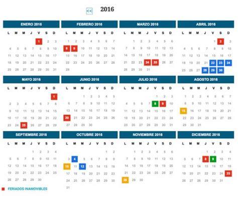 prximo feriado 2016 fijate cuando te rascas te muestro los feriados del 2016