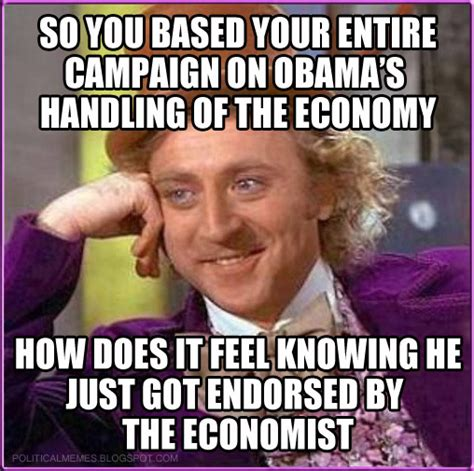 Economist Meme - mcdonalds ceo admits obama was right about higher wages