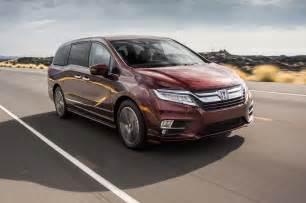 Honda Odyssey Motor 2018 Honda Odyssey Drive Review Motor Trend