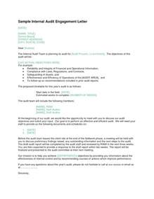Audit Response Letter Uk Audit Engagement Letter Format Choice Image Letter Sles Format