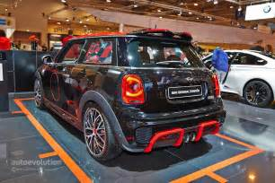 Mini Cooper Jcw Kit 2015 Mini Cooper S Gets 211 Hp With Jcw Tuning Kit At