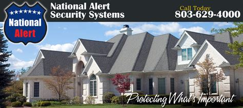 national alert security systems columbia sc alarms