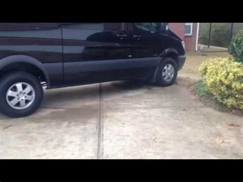 k9 security alarm system installed on 2011 mercedes sprinter key fob workaround youtube