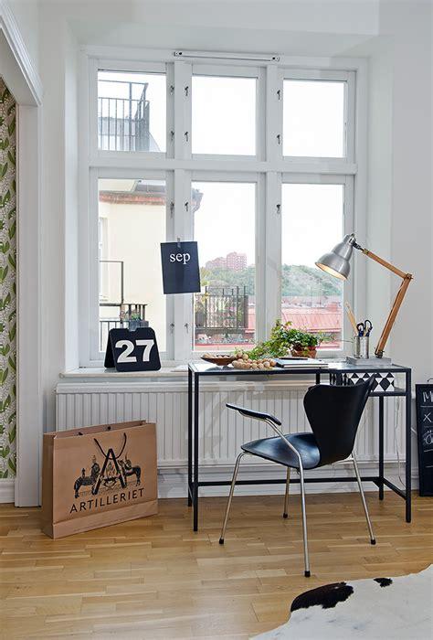 angolo studio in da letto semplicit 224 scandinava interior