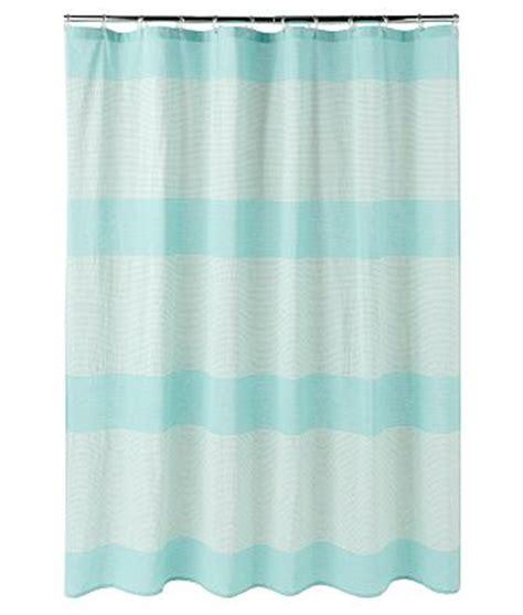 aqua striped curtains k i s s keep it simple sister striped aqua shower
