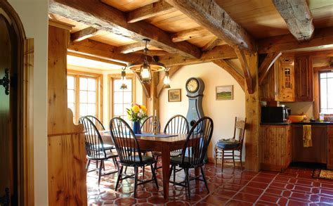 Home Plans With Photos Of Interior rochester storybook house great northern woodworks