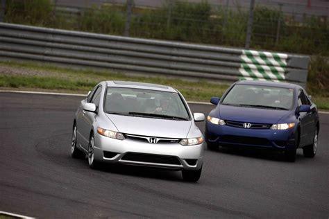 2006 Honda Civic Review by 2006 Honda Civic Si Review Top Speed