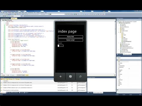 themes jquery mobile 1 4 5 jquery mobile theme for windows phone metro style