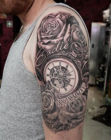 three quarter sleeve tattoo 100 awesome designs jake