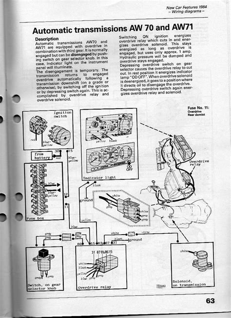 overdrive wiring diagram 24 wiring diagram images