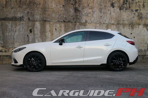 mazda 3 hatchback black rims 2014 mazda 3 white black rims www imgkid the image