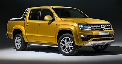 New Volkswagen Amarok 2019 by 2019 Vw Amarok Changes And Specs 2018 2019 New