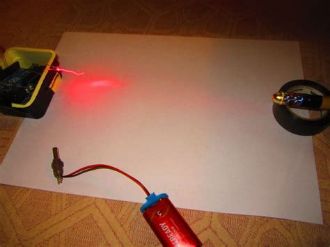 laser maze security system do it yourself