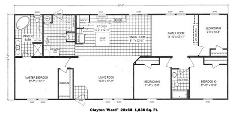 iseman homes floor plans 17 2565 180 28x48 redman advantage 2852 215