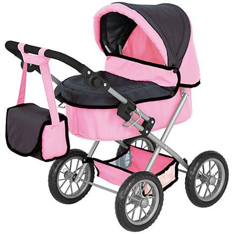 baby doll pram buy lewis baby doll pram and accessories medium