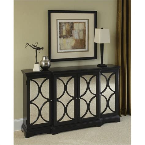living room chest pulaski accent chest in black 969152