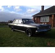 Chrysler Valiant 273 V8 Auto 1969 Matt Black T&ampT RHD