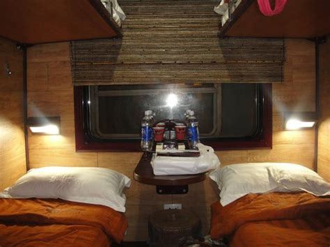 Sleeper Cabins by Our Sleeper Cabin On The Overnight Livitrans Photo