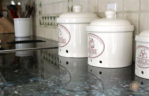 canisters for kitchen counter what s on your kitchen counter domestic charm