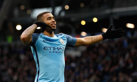 gabriel jesus gabriel jesus a gift of futebol at manchester city