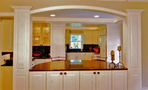 Kitchen Dining Room Pass Through by Dining Room Pass Thru Traditional Kitchen