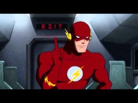 download movie justice league doom justice league doom flash apperance clip youtube