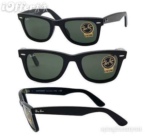 Kacamata Rayban Aviator Black Hitam Polarized Sunglasses Kaca Mata jual ban wayfarer kw