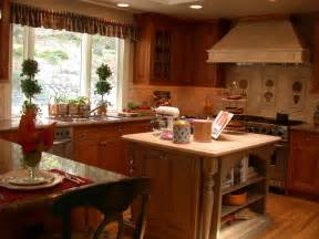 Magnificent french country kitchens on kitchen with french country