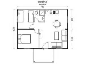 Floor Plans For Cabins Best 25 Planos De Casas Economicas Ideas On Pinterest