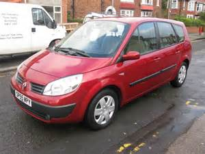 Renault Grand Scenic 2005 2005 Renault Grand Scenic Pictures Information And
