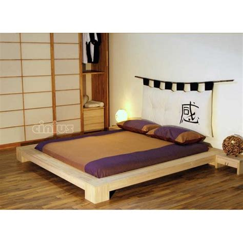 Japanese Headboard by Isola Japanese Bed